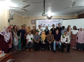 INTERNATIONAL WORKSHOP FAKULTAS EKONOMI UNIVERSITAS BANGKA BELITUNG DENGAN TEMA
