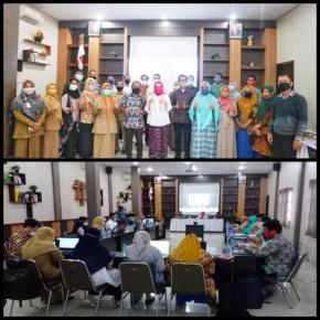 Workshop penyusunan Kurikulum Merdeka Program Studi Ekonomi