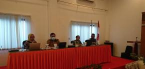 Forum Group Discusion Merdeka Belajar Kampus Merdeka  di Kabupaten Bangka Barat