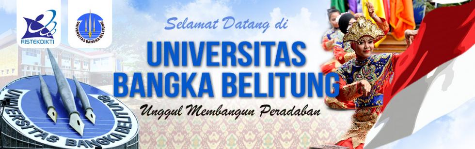 universitas bangka belitung