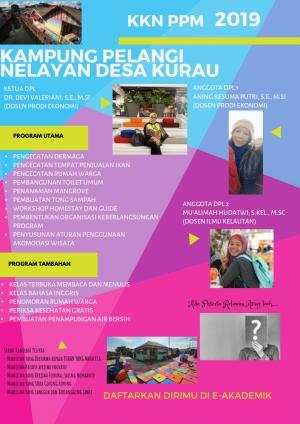KKN PPM 2019 di Desa Kurau