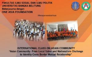 PENGUMUMAN KELULUSAN CALON MAHASISWA INTERNATIONAL CLASS ON ASIAN COMMUNITY 2019